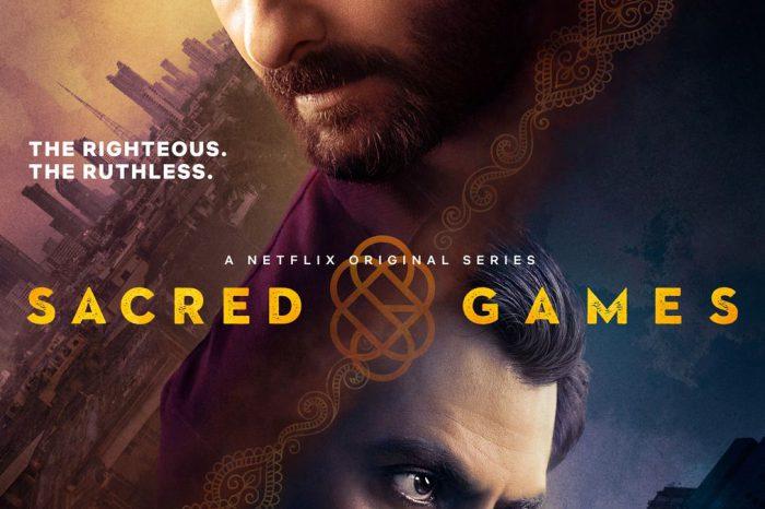 Sacred Games 2 Netflix